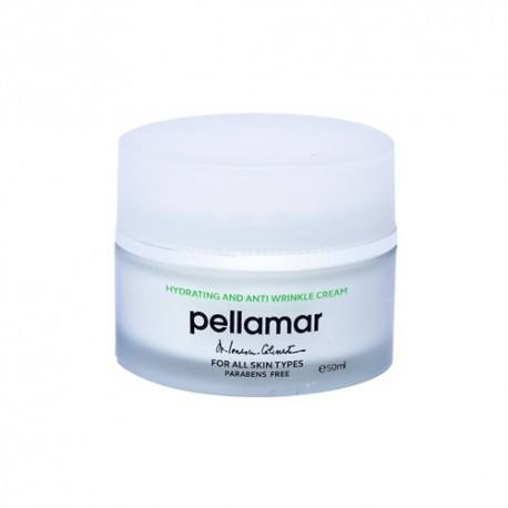 Pell Amar Amino Power Crema hidratanta, 50 ml