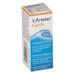 Artelac Lipids - gel oftalmic, 10 ml