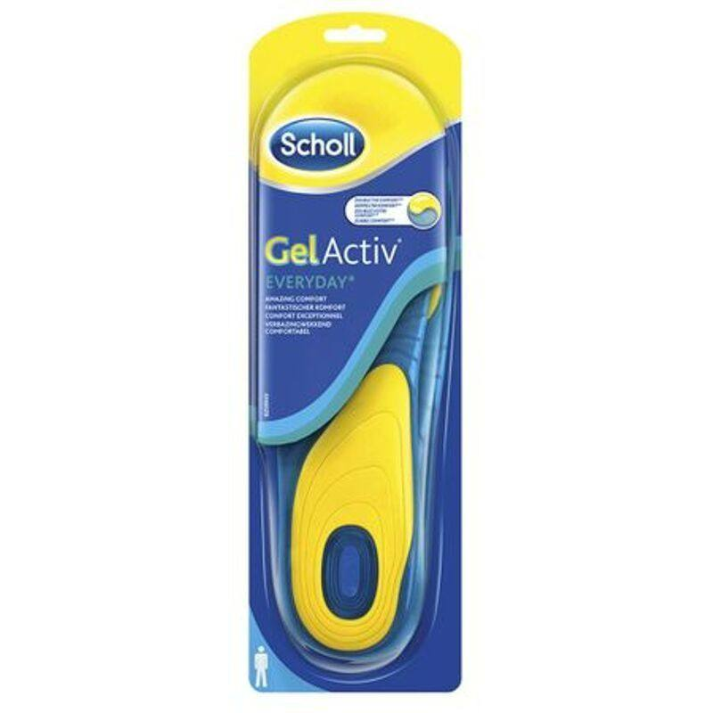 Scholl Brant GelActiv Every Day Men