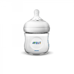 Avent Biberon Natural 125ml Ultra Soft SCF030/17