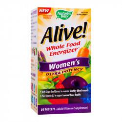 Secom Alive Women's Ultra, 30 tablete filmate