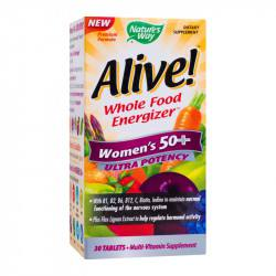 Secom Alive Women's Ultra 50+, 30 tablete filmate