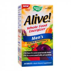 Secom Alive Men's Ultra, 30 tablete filmate