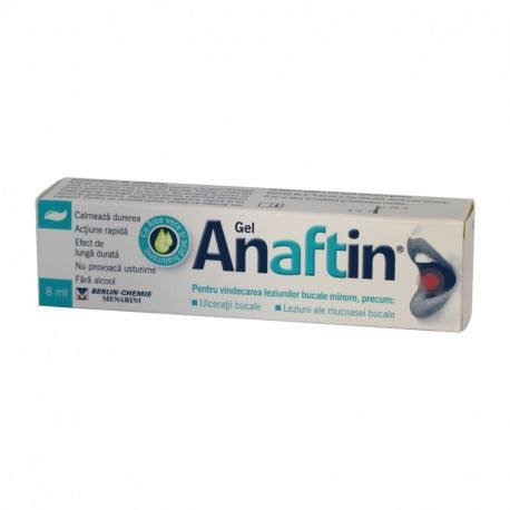 Anaftin gel, 8 ml