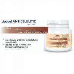Q4U Lipogel anticelulitic, 500 ml