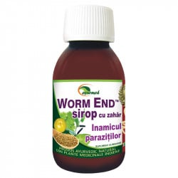 Worm End Sirop, 100 ml