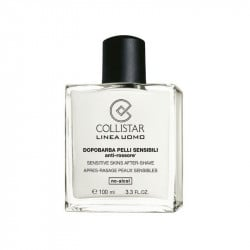 Collistar Men Face Care sensitive skins aftershave + daily protection 100 ml + 30 ml