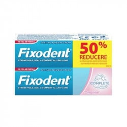 Fixodent Original Duo pack, 94g