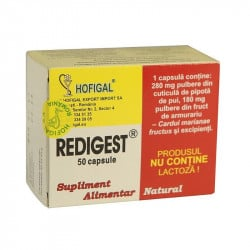 HOFIGAL Redigest, 50 capsule