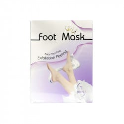 Foot mask sosete exfoliant, 1 pereche