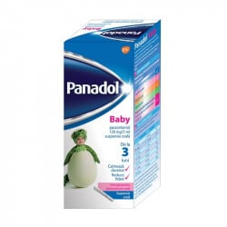 Panadol Baby 120mg/5ml, 100ml