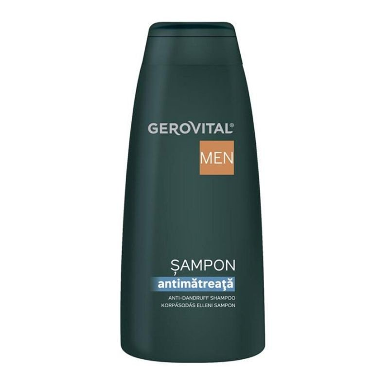 3480 GH3 Men Sampon antimatreata, 400 ml