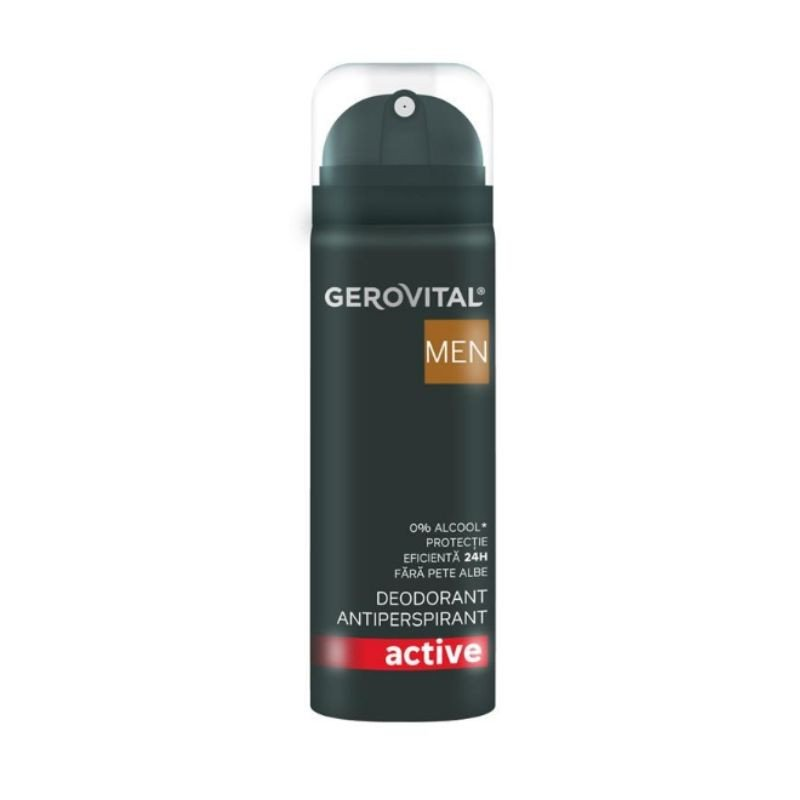 37230 GH3 Men Deodorant antiperspirant Active, 150 ml