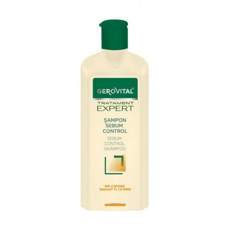 Gerovital Tratament Expert Sampon sebum control, 250 ml