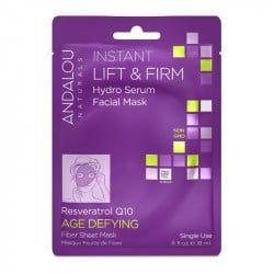ANDALOU Instant Lift & Firm Hydro Serum Facial Masca 18ml