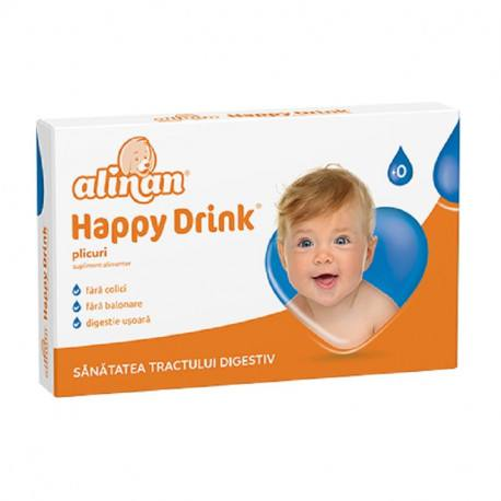 Alinan happy drink, 12 plicuri