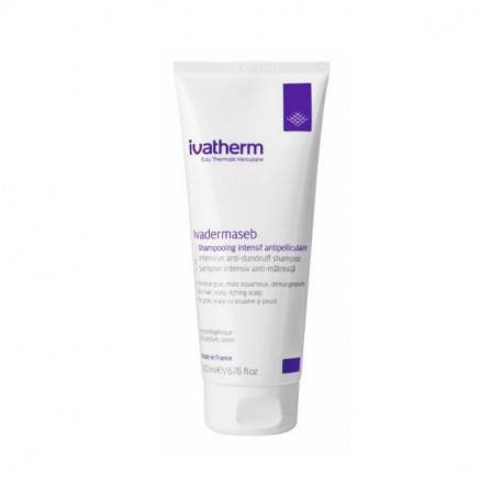 IVATHERM Ivadermaseb sampon intensiv anti-matreata, 200 ml