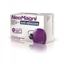 Neomagni anti-epuizare, 50 tablete
