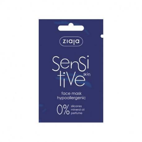 ZIAJA Sensitive- Masca ten hipoalergenica, 7 ml