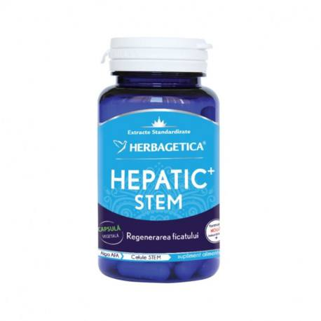 Hepatic Stem x 30 cps.