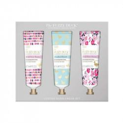 Baylis & Harding Set cadou Trio Fuzzy Duck Cotswold Floral Luxury Hand Cream Gift Set