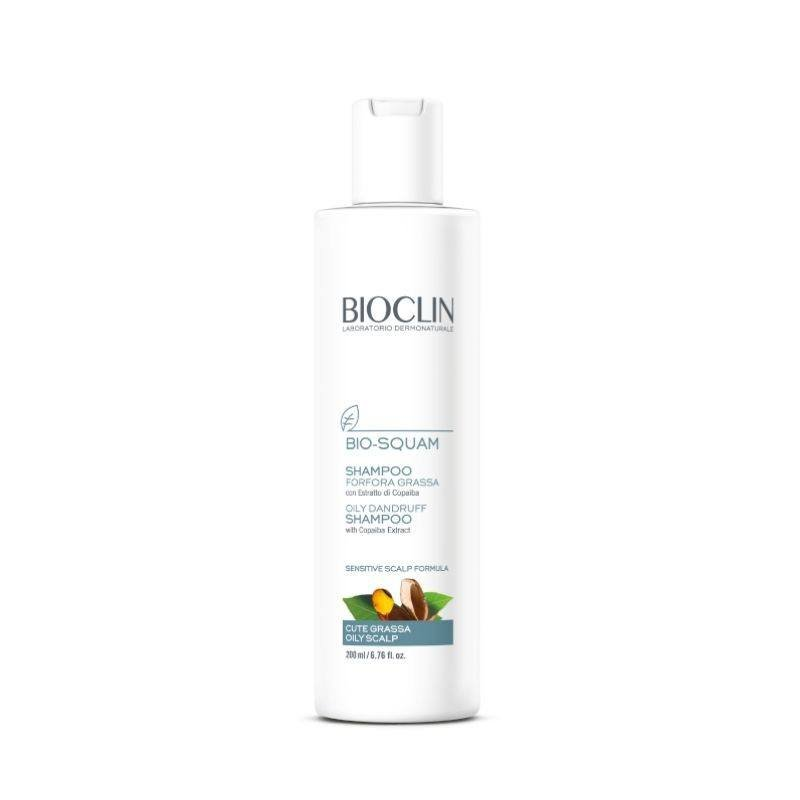 Bioclin Bio-Squam Sampon matreata grasa, 200ml
