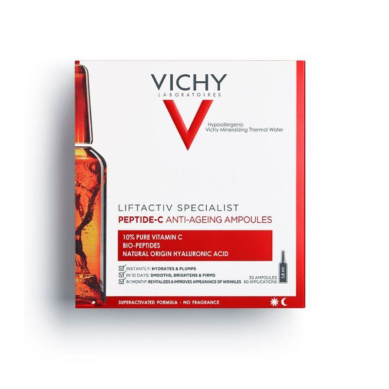 VICHY LIFTACTIV SPECIALIST PEPTIDE-C fiole antirid 10 x 1.8 ml