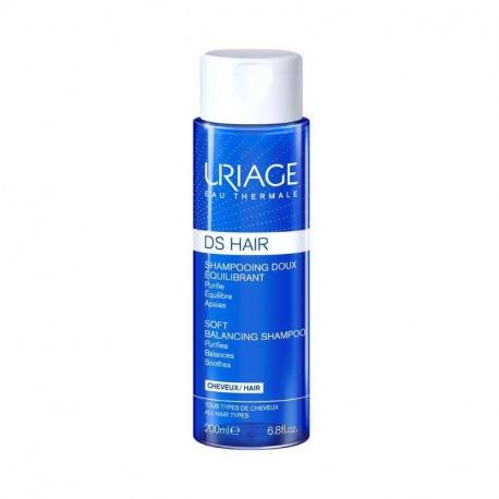 URIAGE D.S. HAIR Sampon reechilibrant anti matreata, 200ml