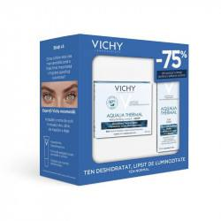 Vichy Trusa AQUALIA THERMAL Crema hidratanta Ten Normal-Mixt + Balsam contur ochi -75%