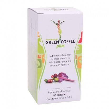 Green coffee plus, 90 capsule