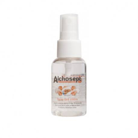ALCHOSEPT, Spray dezinfectant maini si tegumente cu 85% alcool, 40 ml