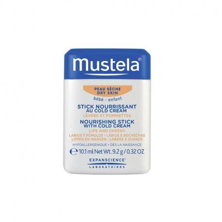 Mustela Hydra-stick cu cold cream 10 g
