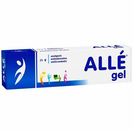 ALLÉ 10 mg + 500 UI gel x 25 g