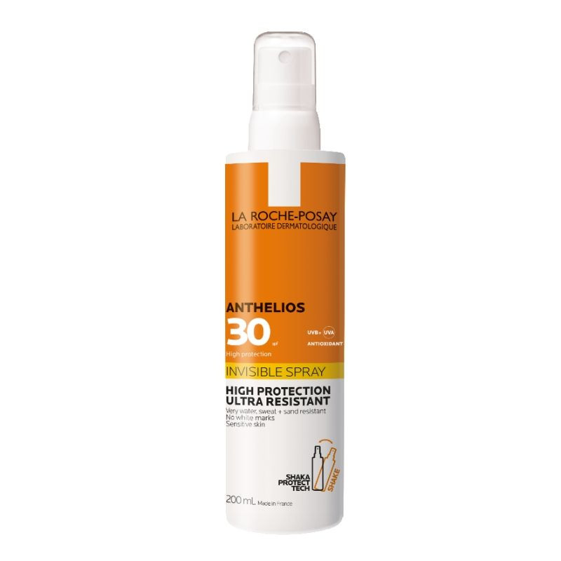La Roche-Posay Anthelios Spray Invizibil SPF30, 200 ml