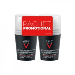 VICHY-Bipack deo roll-on homme 72h, 50 ml 1+50% Cadou