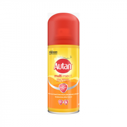 Autan Multi-Insect spray, 100 ml