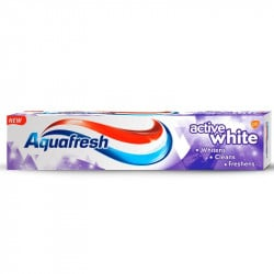 Aquafresh pasta dinti Active White 125ml