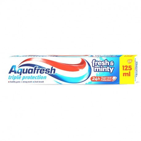 Aquafresh pasta dinti Fresh N Minty 125ml