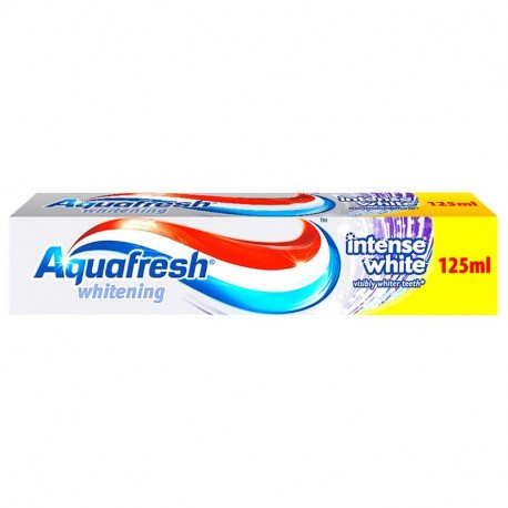 Aquafresh pasta dinti Intense White 125ml