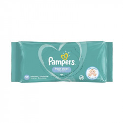 Servetele Umede Pampers Baby Fresh, 52 bucati