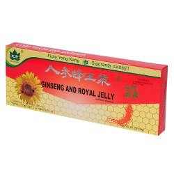 Yong Kang Ginseng + Royal Jelly 10 fiole, 10 ml