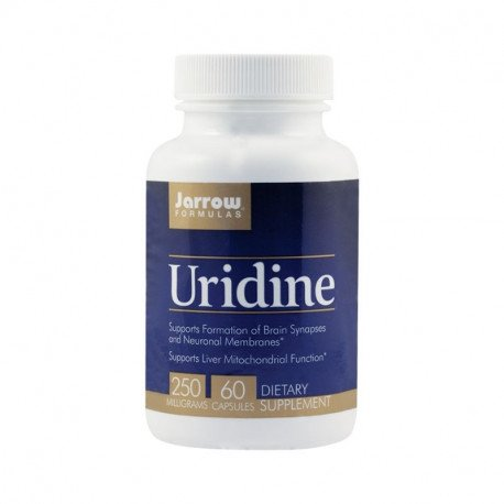 Secom Uridine 250 mg, 60 capsule