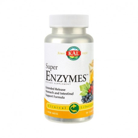 Secom Super enzymes, 30 capsule