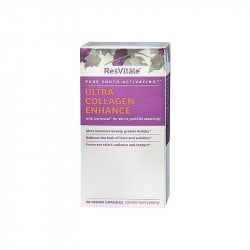 GNC ResVitale Ultra Collagen Enhance, Colagen 90 capsule