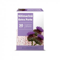 Silimarina extra forte 300 mg x 30 cps.