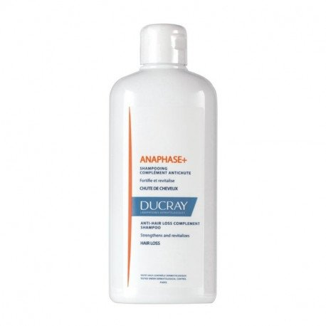 Ducray Anaphase+, Sampon fortifiant si revitalizant, 400 ml