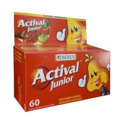 Actival Junior, 60 tablete masticabile
