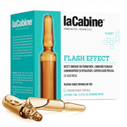 LA CABINE - FLASH EFFECT, 10 fiole*2 ml