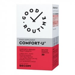 Secom Good Routine Comfort-U, 30 capsule