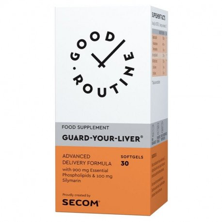 Secom Good Routine Guard Your Liver, 30 capsule